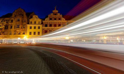 Zdjecie NIEMCY / Thürningen / Erfurt / Strassenbahnen