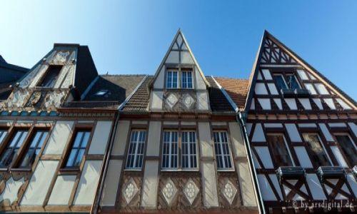 Zdjęcie NIEMCY / Eifel / Ahrweiler / Fachwerk