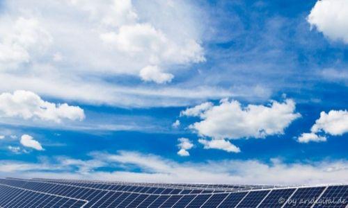 Zdjęcie NIEMCY / Bergisches Land / Weiswailer / Photovoltaik Welle