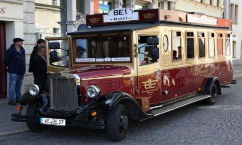 Zdjęcie NIEMCY / Turyngia / Weimar / Wycieczkobus