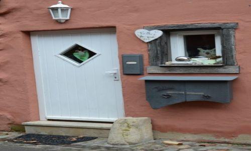 Zdjecie NIEMCY / Schwarzwald / Staufen / bajkowa uliczka w Staufen