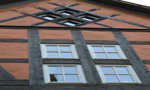 Zdjecie NIEMCY / Schwarzwald / Staufen / Okna,okieneczka