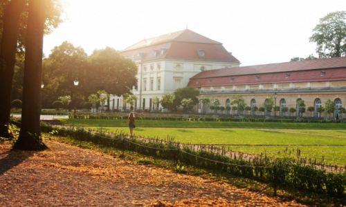Zdjecie NIEMCY / Pałac Charlottenburg / Spandauer Damm / okolice pałacu Charlottenburg