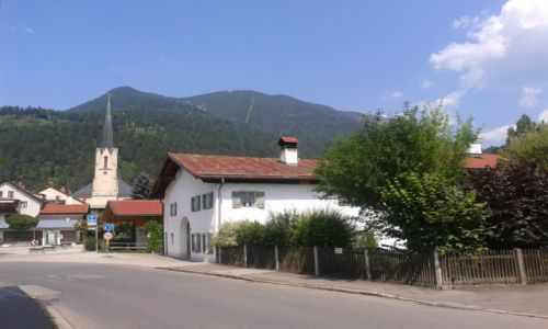 Zdjecie NIEMCY / Bayern / Garmisch Partenkirchen / Alpy 2015