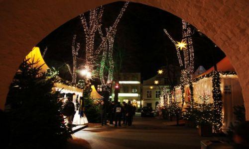 Zdjęcie NIEMCY / Schwerin / Stare Miasto / W świątecznym nastroju