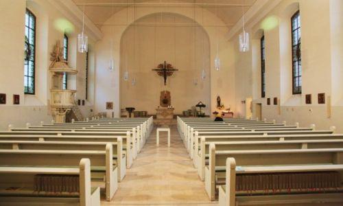 Zdjęcie NIEMCY / Pojezierze Meklemburskie / Schwerin / Kościół pw. św. Anny