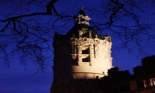 Zdjęcie NIEMCY / Pojezierze Meklemburskie / Schwerin / Wieża zamkowa