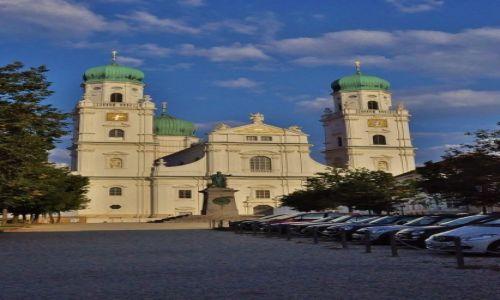 Zdjęcie NIEMCY / Bawaria / Passau / Passau, katedra