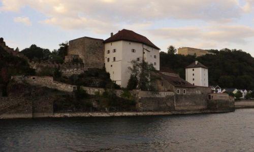 Zdjęcie NIEMCY / Bawaria / Passau / Passau, zamek