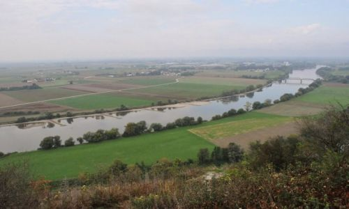 Zdjęcie NIEMCY / Bawaria / Bogenberg / Bogenberg, widok na Dunaj