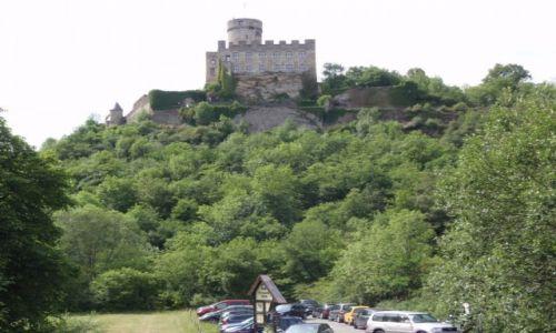 NIEMCY / Nadrenia Palatynat / Dolina Mozeli / Mozela zamek Pyrmont