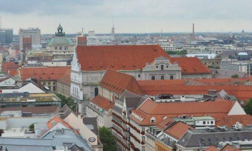 Zdjęcie NIEMCY / Bawaria / Monachium  / Monachium
