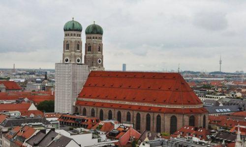 Zdjęcie NIEMCY / Bawaria / Monachium / Monachium, katedra