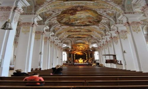 Zdjęcie NIEMCY / Bawaria / Monachium / Monachium, sakralnie
