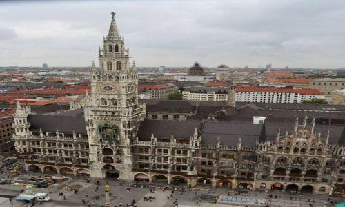 Zdjęcie NIEMCY / Bawaria / Monachium / Monachium, nowy ratusz