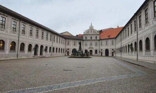 Zdjęcie NIEMCY / Bawaria / Monachium / Monachium, rezydencja księcia