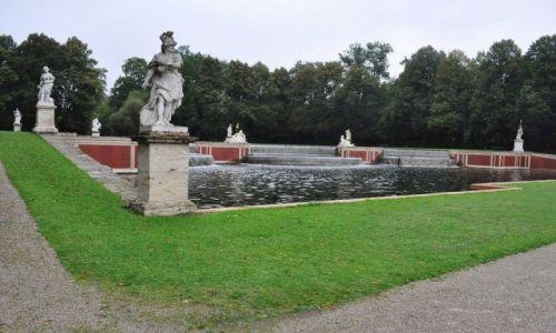 Zdjęcie NIEMCY / Bawaria / Monachium / Monachium, pałac Nymphenburg