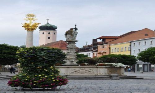 Zdjecie NIEMCY / Bawaria / Straubing / Straubing