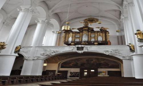 Zdjęcie NIEMCY / Bawaria / Straubing / Straubing