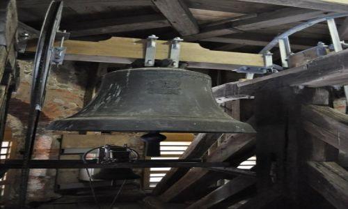 Zdjęcie NIEMCY / Bawaria / Bogenberg / Bogenberg, mechanizm zegara