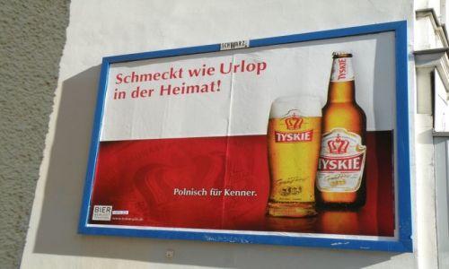 NIEMCY / Berlin / Tempelhof / Zachęta, na miejsce urlopu
