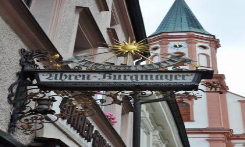 Zdjecie NIEMCY / Bawaria / Straubing / Straubing, szyl