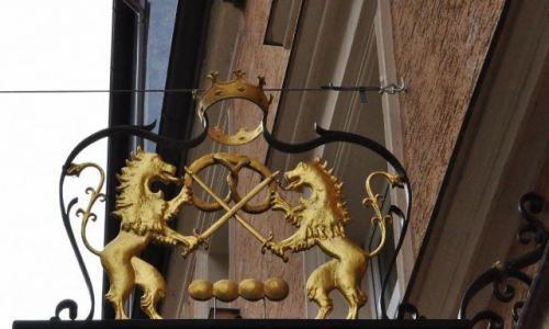Zdjęcie NIEMCY / Bawaria / Straubing / Straubing, szyld