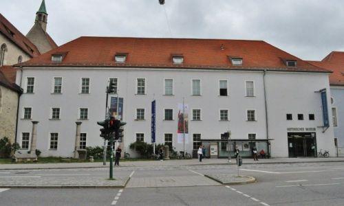 Zdjęcie NIEMCY / Bawaria / Ratyzbona / Ratyzbona, klasztor pofranciszkański