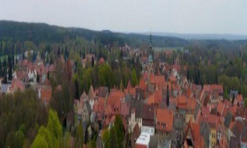 NIEMCY / Brandenburgia /  Bad Belzig / Panorama miasta
