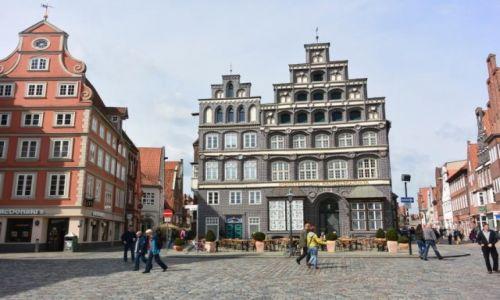Zdjęcie NIEMCY / Dolna Saksonia / Lüneburg / Lüneburg