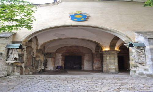 Zdjęcie NIEMCY / Bawaria / Ratyzbona / Ratyzbona, Reichsabtei Sankt Emmeram