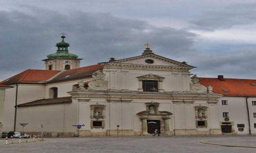 Zdjęcie NIEMCY / Bawaria / Ratyzbona / Ratyzbona,  Kościół karmelitański