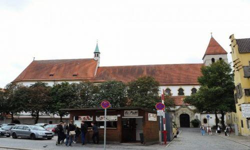 Zdjęcie NIEMCY / Bawaria / Ratyzbona / Ratyzbona,  Alte Kapelle