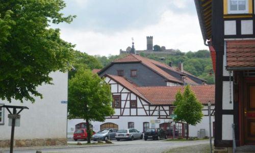 Zdjecie NIEMCY / Turyngia / Mühlberg / Mühlberg