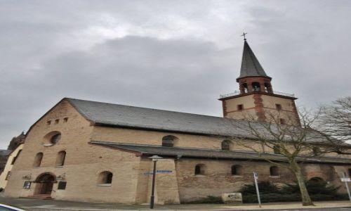 Zdjęcie NIEMCY / Pallatynat Nadrenia / Wormacja / Worms,  kościół ewangelicki