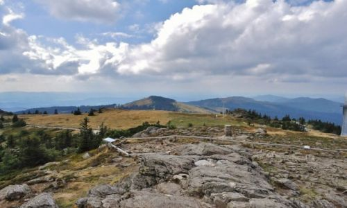 Zdjęcie NIEMCY / Bawaria / Grosser Arber, 1 456 m / Las Bawarski