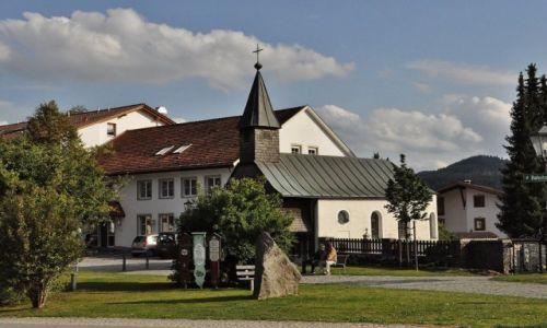 Zdjęcie NIEMCY / Bawaria / Bodenmais / Las Bawarski