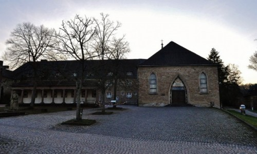 Zdjęcie NIEMCY / Saarland / Blieskastel / Blieskastel, klasztor na górce