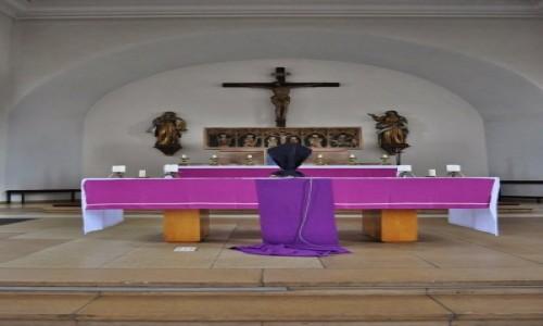 Zdjęcie NIEMCY / Saarland / Wolfersheim / Medelsheim, kościół pielgrzymkowy