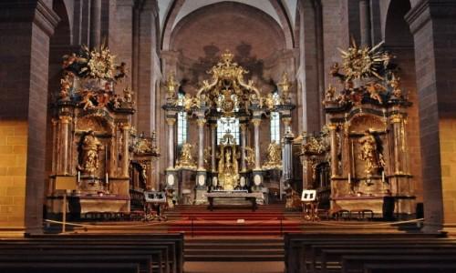 Zdjęcie NIEMCY / Nadrenia-Pallatynat / Worms / Worms, katedra romańska