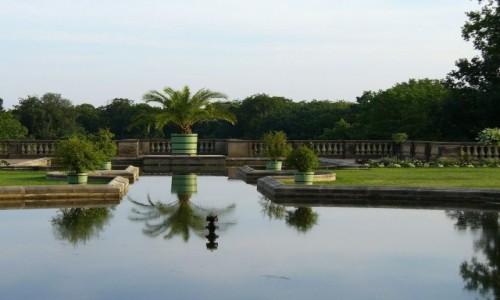 Zdjęcie NIEMCY / Brandenburgia / Poczdam / Widok na park, Sans, Souci