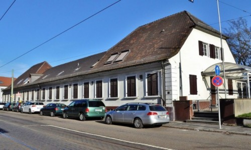 Zdjecie NIEMCY / Pallatynat-Nadrenia / Ludwigshafen / Oggersheim
