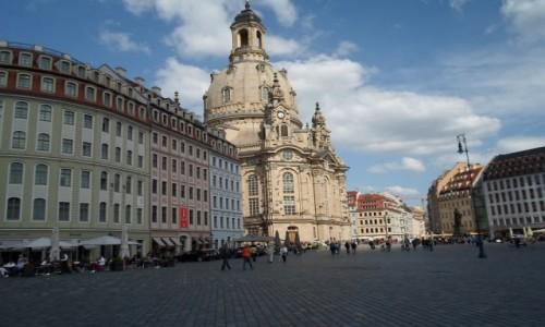 Zdjecie NIEMCY / Saksonia / Drezno / Drezno