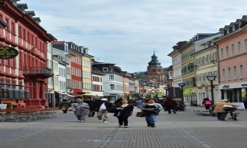 Zdjęcie NIEMCY / Badenia-Wirtembergia / Heidelberg / Heidelberg, widoki miasta