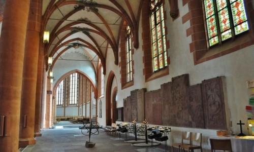 Zdjęcie NIEMCY / Badenia-Wirtembergia / Heidelberg / Heidelberg, Kościół Świętego Ducha XIV-XVI w.