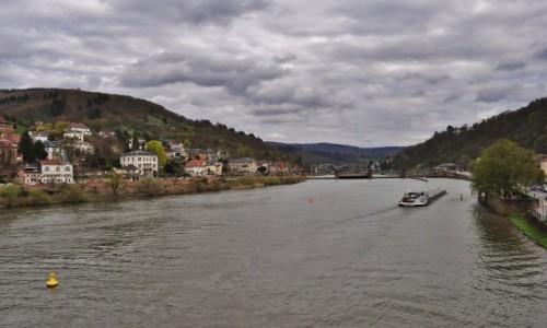 Zdjecie NIEMCY / Badenia-Wirtembergia / Heidelberg / Heidelberg, Neckar