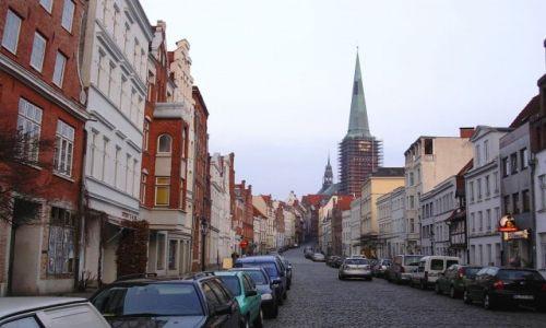 Zdjęcie NIEMCY / brak / Lubeka / Stare miasto