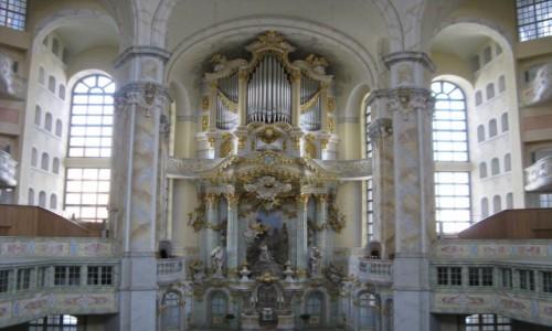 Zdjecie NIEMCY / - / Dresden / Frauenkirche cd