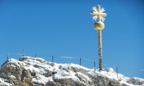 Zdjecie NIEMCY / KGE Najwy�szy szczyt Niemiec / Alpy Bawarskie / Zugspitze