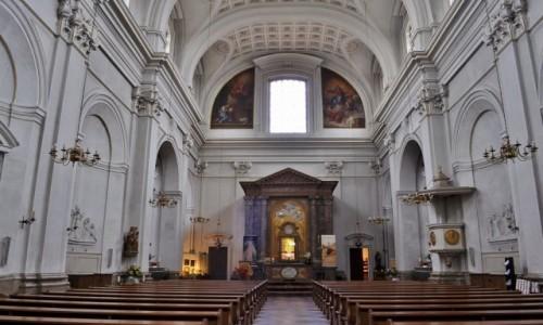 Zdjęcie NIEMCY / Nadrenia-Pallatynat / Ludwigshafen / Oggersheim, kościół